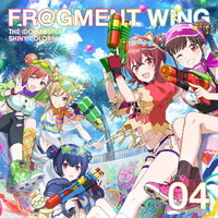 THE IDOLM@STER SHINY COLORS FR@GMENT WING 04/放課後クライマックスガールズ