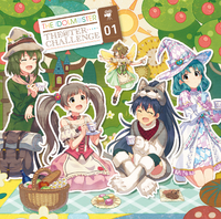 THE IDOLM@STER THE@TER CHALLENGE 01