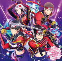 THE IDOLM@STER SideM WORLD TRE@SURE 13/Various Artists
