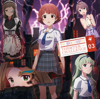 THE IDOLM@STER THE@TER CHALLENGE 03/Various Artists