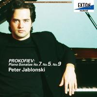 ペーテル・ヤブロンスキー/プロコフィエフ:ピアノ・ソナタ第 7番、第 5番、第 9番