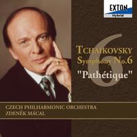 ズデニェク・マーツァルチェコ・フィルハーモニー管弦楽団/チャイコフスキー:交響曲 第6番 「悲愴」