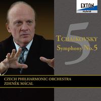 ズデニェク・マーツァルチェコ・フィルハーモニー管弦楽団/チャイコフスキー:交響曲 第5番