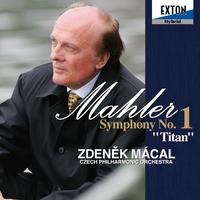 マーラー:交響曲 第1番「巨人」/ズデニェク・マーツァル(指揮) チェコ・フィルハーモニー管弦楽団
