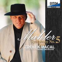 マーラー:交響曲第 5番/オンジェイ・ブラベッツ/ズデニェク・マーツァル/チェコ・フィルハーモニー管弦楽団