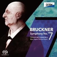 ブルックナー:交響曲 第 7番/上岡敏之/新日本フィルハーモニー交響楽団