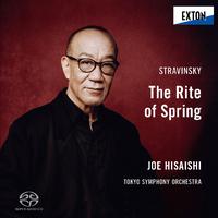 ストラヴィンスキー:バレエ音楽「春の祭典」/久石譲/東京交響楽団