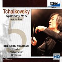 チャイコフスキー:交響曲 第5番、スラヴ行進曲/小林研一郎/ロンドン・フィルハーモニー管弦楽団