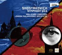 ショスタコーヴィチ:交響曲 第 5番/小林研一郎/ロンドン・フィルハーモニー管弦楽団