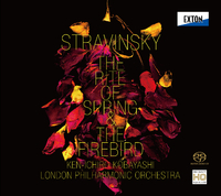 ストラヴィンスキー:バレエ音楽「春の祭典」&組曲「火の鳥」/小林研一郎/ロンドン・フィルハーモニー管弦楽団