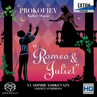 プロコフィエフ:バレエ音楽「ロメオとジュリエット」全曲 作品 64/ウラディーミル・アシュケナージ/シドニー交響楽団