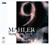 マーラー:交響曲 第 9番/エリアフ・インバル/東京都交響楽団