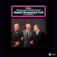 ブラームス:ヴァイオリン協奏曲/ヴァイオリンとチェロのための二重協奏曲