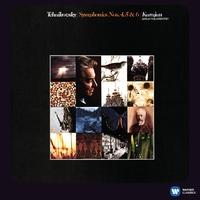 チャイコフスキー:交響曲第4番/第5番/第6番「悲愴」(1971年録音)