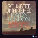 シューベルト:交響曲第8番「未完成」/ハイドン:交響曲第104番「ロンドン」/Herbert von Karajan