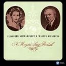 モーツァルト歌曲リサイタル/エリザベート・シュワルツコップ