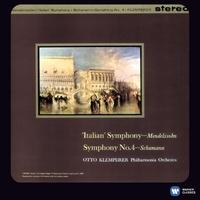 メンデルスゾーン:交響曲第4番「イタリア」/シューマン:交響曲第4番
