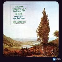 シューマン:交響曲第3番「ライン」/「ファウスト」序曲