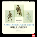 メンデルスゾーン:真夏の夜の夢/オットー・クレンぺラー