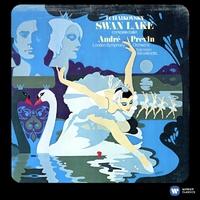 チャイコフスキー:バレエ音楽「白鳥の湖」全曲