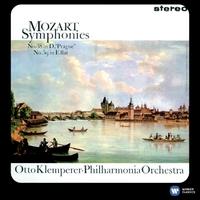 モーツァルト:交響曲第38番「プラハ」/第39番