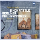 Mussorgsky: Pictures at an Exhibition - Borodin: Symphony No. 2/Sir Simon Rattle