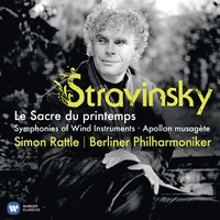 Stravinsky: Le sacre du printemps (Mastered specifically for HD 96/24)