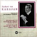 Britten: Variations on a Theme of Frank Bridge - Vaughan Williams: Fantasia on a Theme by Thomas Tallis/Herbert von Karajan