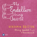 Britten: String Quartets Nos 1-3 & 3 Divertimenti/Endellion String Quartet