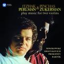 Perlman & Zukerman play Music for Two Violins/Itzhak Perlman