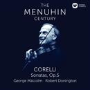 Corelli: 12 Violin Sonatas, Op. 5/Yehudi Menuhin