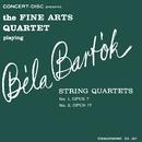 Bartók: String Quartets No. 1 & No. 2 (Remastered from the Original Concert-Disc Master Tapes)/Fine Arts Quartet