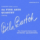 Bartók: The Complete Cycle of Six String Quartets (Remastered from the Original Concert-Disc Master Tapes)/Fine Arts Quartet