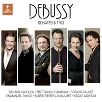 Debussy: Sonatas and Piano Trio (HD)