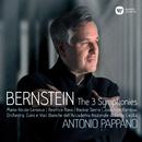 Bernstein: Symphonies Nos 1-3, Prelude, Fugue & Riffs/Antonio Pappano