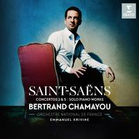 Saint-Saëns: Concertos & Piano Works (HD)