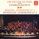 Brahms: Symphony No. 1 - Honegger: Symphony No. 2/Charles Munch