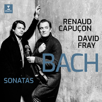 Bach: Sonatas for Violin & Keyboard Nos 3-6