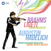 Brahms & Ligeti: Violin Concertos (HD)