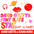Stay (Don't Go Away) [feat. Raye] (David Guetta & R3HAB Remix)/David Guetta