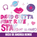 Stay (Don't Go Away) [feat. Raye] (Nico De Andrea Remix)/David Guetta