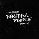 Beautiful People (Acoustic)/Ed Sheeran