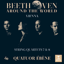 "Beethoven Around the World: Vienna, Op. 59 Nos 1 & 2 - String Quartet No. 7 in F Major, Op. 59 No. 1, ""Razumovsky"": IV. Allegro (Russian Theme)/Quatuor Ébène"