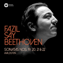 """Beethoven: Piano Sonatas Nos 19, 20, 21, """"Waldstein"""", & 22/Fazil Say"""