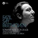 "Beethoven: Piano Sonatas Nos 23, ""Appassionata"", 24, 25 & 26, ""Les Adieux""/Fazil Say"
