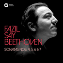 Beethoven: Piano Sonatas Nos 4, 5, 6 & 7/Fazil Say