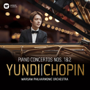 Chopin: Piano Concertos Nos 1 & 2/YUNDI