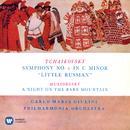 "Tchaikovsky: Symphony No. 2 ""Little Russian"" - Mussorgsky: A Night on the Bare Mountain/Carlo Maria Giulini"