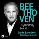Beethoven: Symphony No. 4, Op. 60/Daniel Barenboim