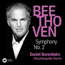 Beethoven: Symphony No. 2, Op. 36/Daniel Barenboim